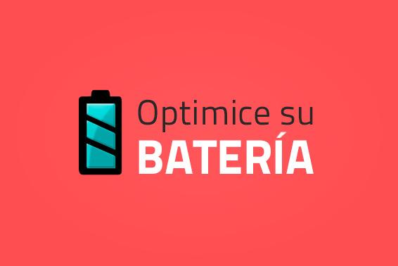 Mejora el uso de tu batería