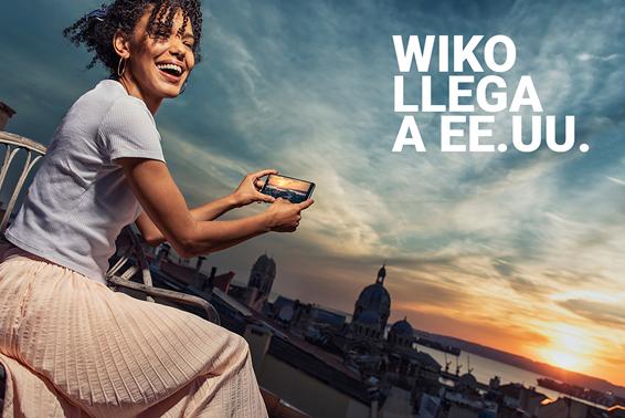 WIKO llega a EE.UU.