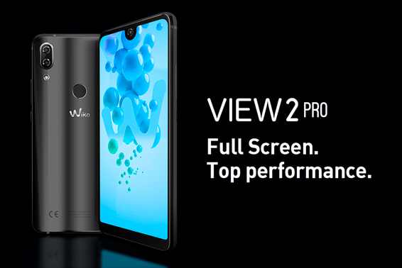 View2 Pro: Todo pantalla con cámara dual y alto rendimiento.