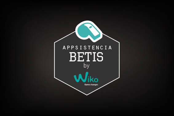 Appsistencia Betis by Wiko