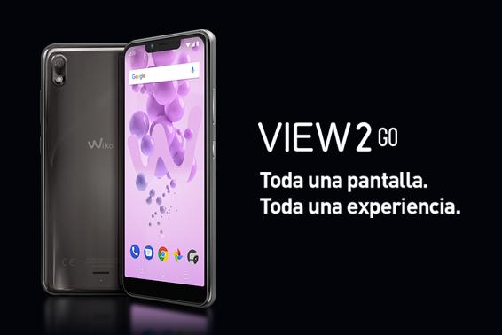 View2 Go: Toda una pantalla. Toda una experiencia.