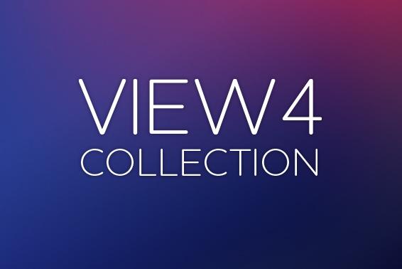 La collection View4 est arrivée !