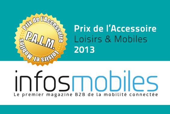Prix de l'Accessoire Loisirs et Mobile 2013