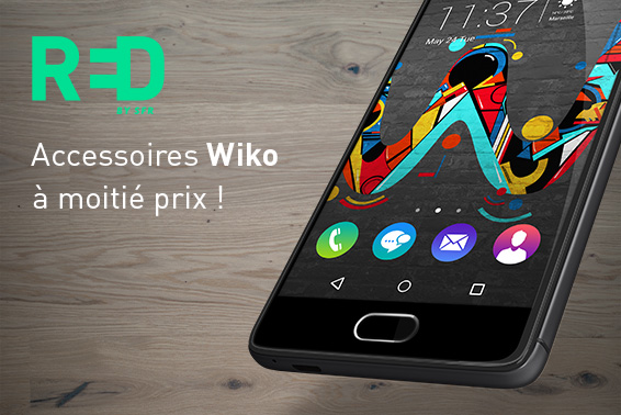 WIKO X RED by SFR
