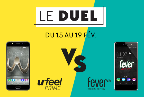 50 Euros de remise sur le smartphone ELU !