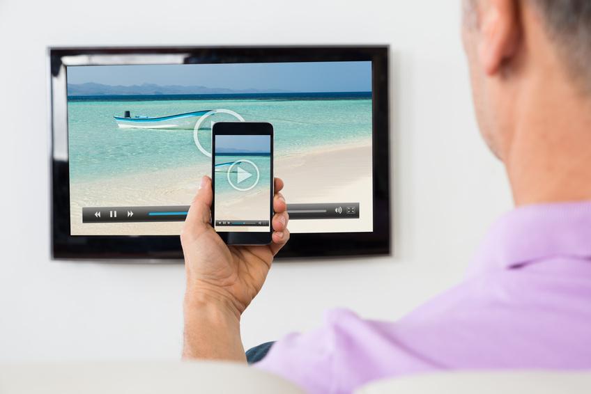 Des applications pour regarder la TV