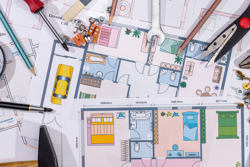 Jouez aux architectes d'intérieur