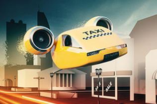 Le futur des taxis ? Les drones !