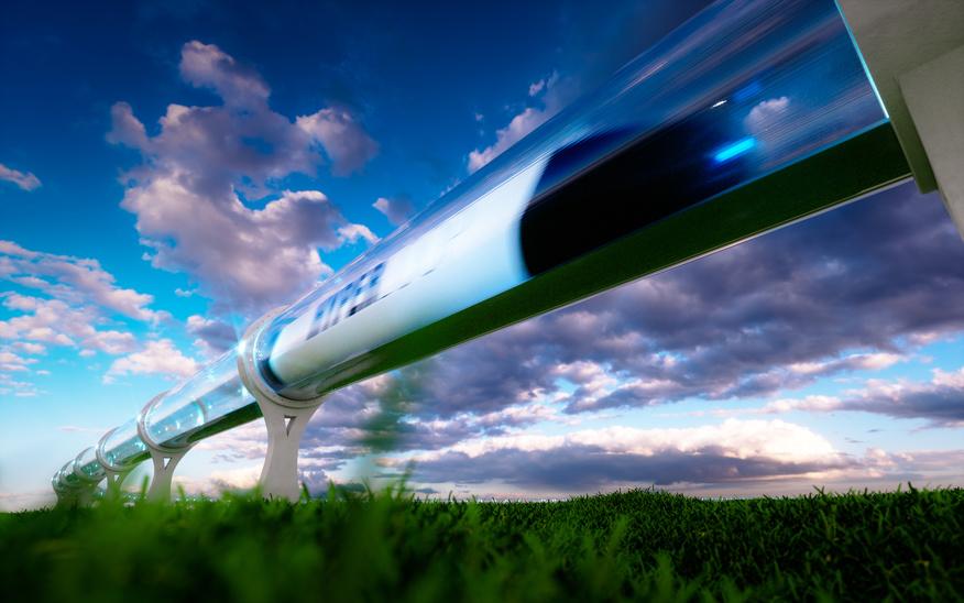 Hyperloop : le train à très grande vitesse