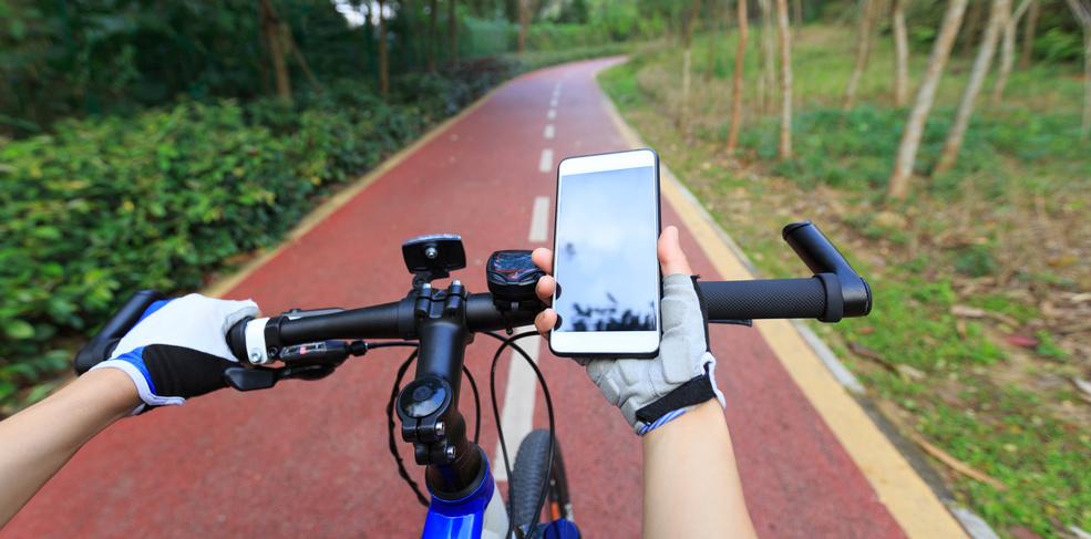 Beeline : le GPS malin qui guide les cyclistes