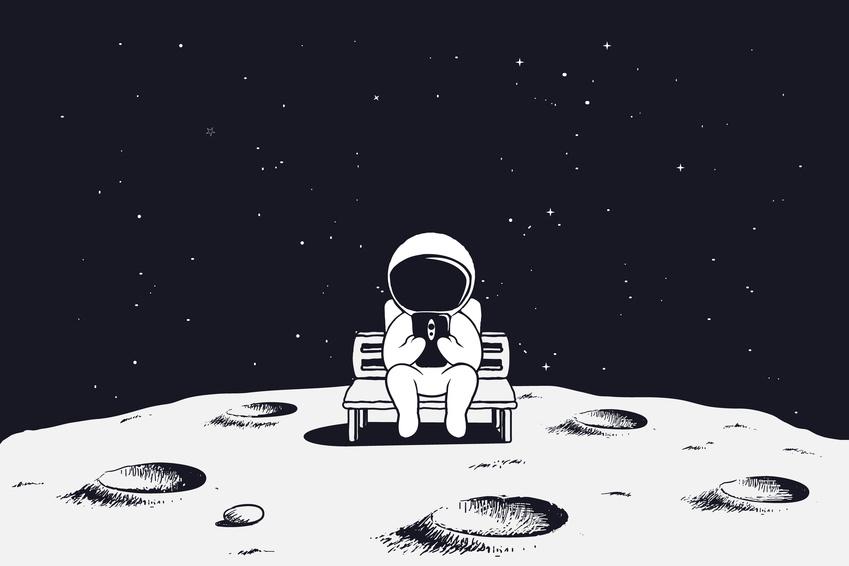 La 4G débarque sur la Lune en 2019