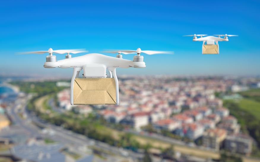 MATTERNET : UN DRONE POUR LES LIVRAISONS URGENTES
