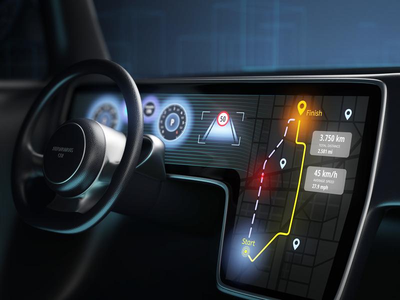Les voitures autonomes arrivent en France en 2019