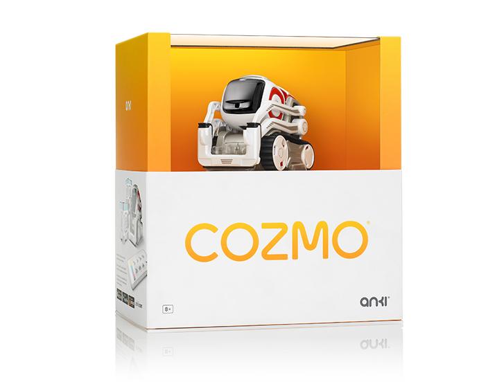 Le petit robot Cozmo