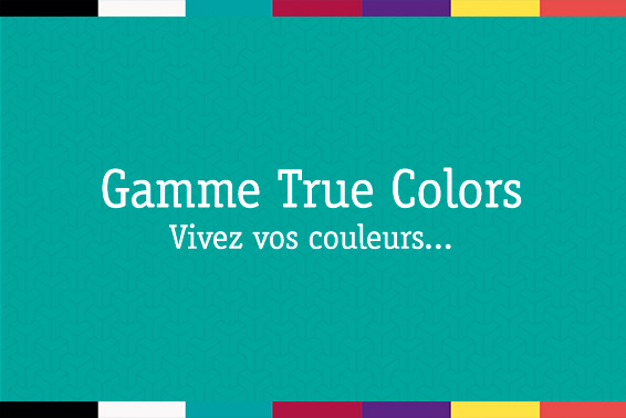 Gamme True Colors de Wiko