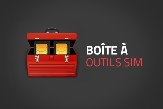 Boite à outils SIM