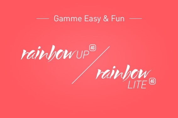 RAINBOW UP 4G – RAINBOW LITE 4G
