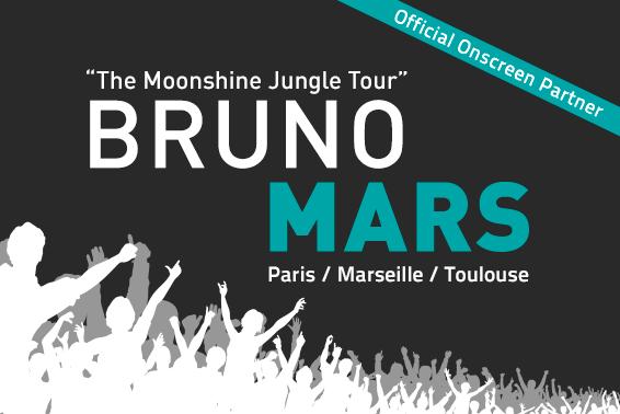 Tout le monde connaît Bruno Mars !