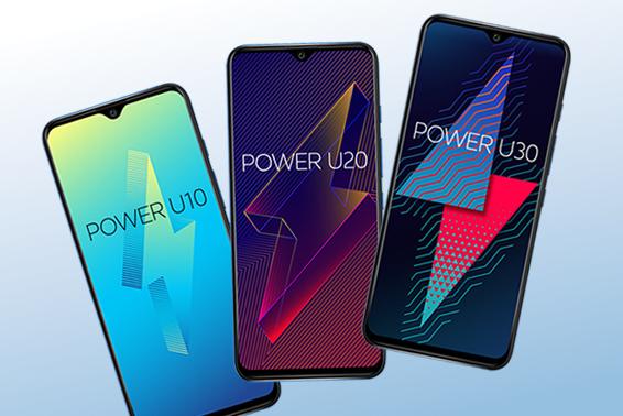 Jusqu'à 4 jours d'utilisation avec la gamme Power U !