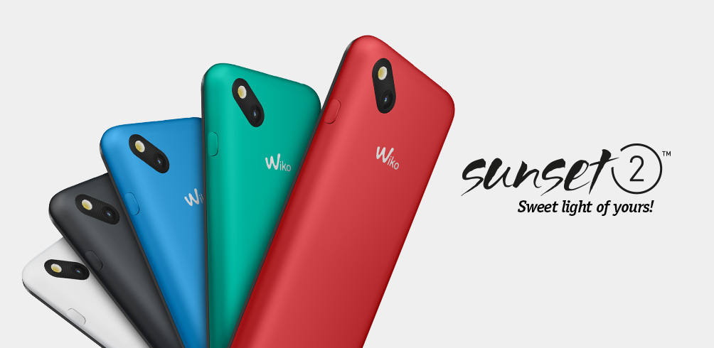 Wiko Mobile - SUNSET2