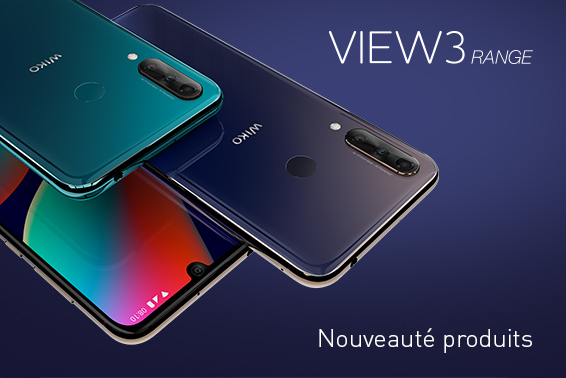 2019-02 MWC 2019 : ANNONCE GAMME VIEW3
