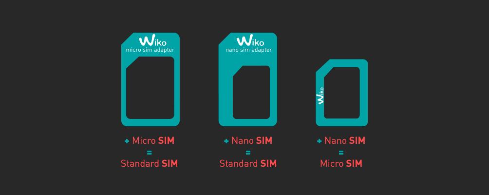 Les adaptateurs sim - Couper une micro sim en nano sim ...