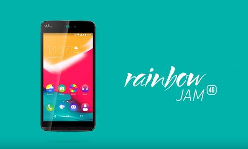 RAINBOW JAM 4G