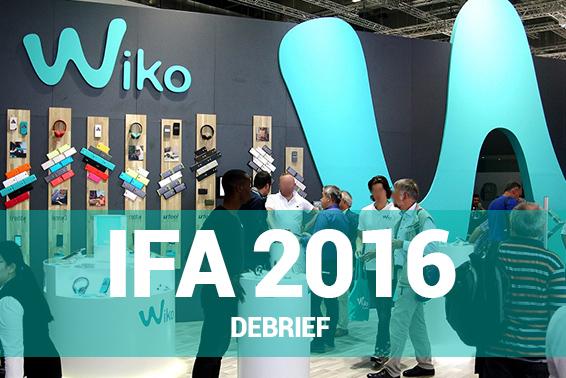 Ντεμπούτο για νέες κυκλοφορίες από τη Wiko στην IFA 2016