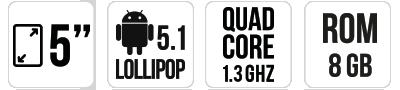 LENNY2 main specifications