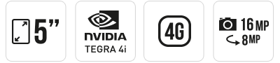 HIGHWAY 4G main specifications