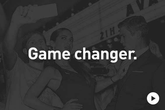 Let's be game changer!