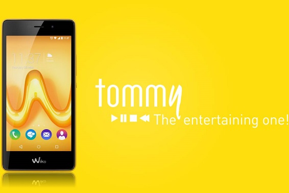 Wiko – Tommy, the entertaining one
