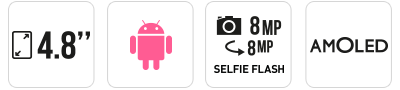 SELFY 4G main specifications