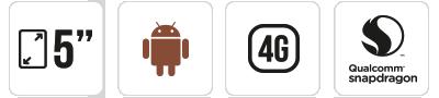 RIDGE 4G main specifications
