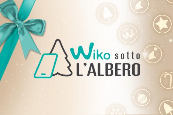 Concorso WIKO Sotto l'Albero con UFEEL PRIME