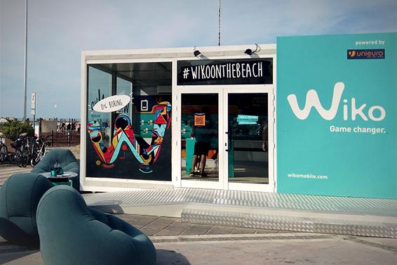 #WikoOnTheBeach vi dà appuntamento al Summer Studio di Radio Deejay!