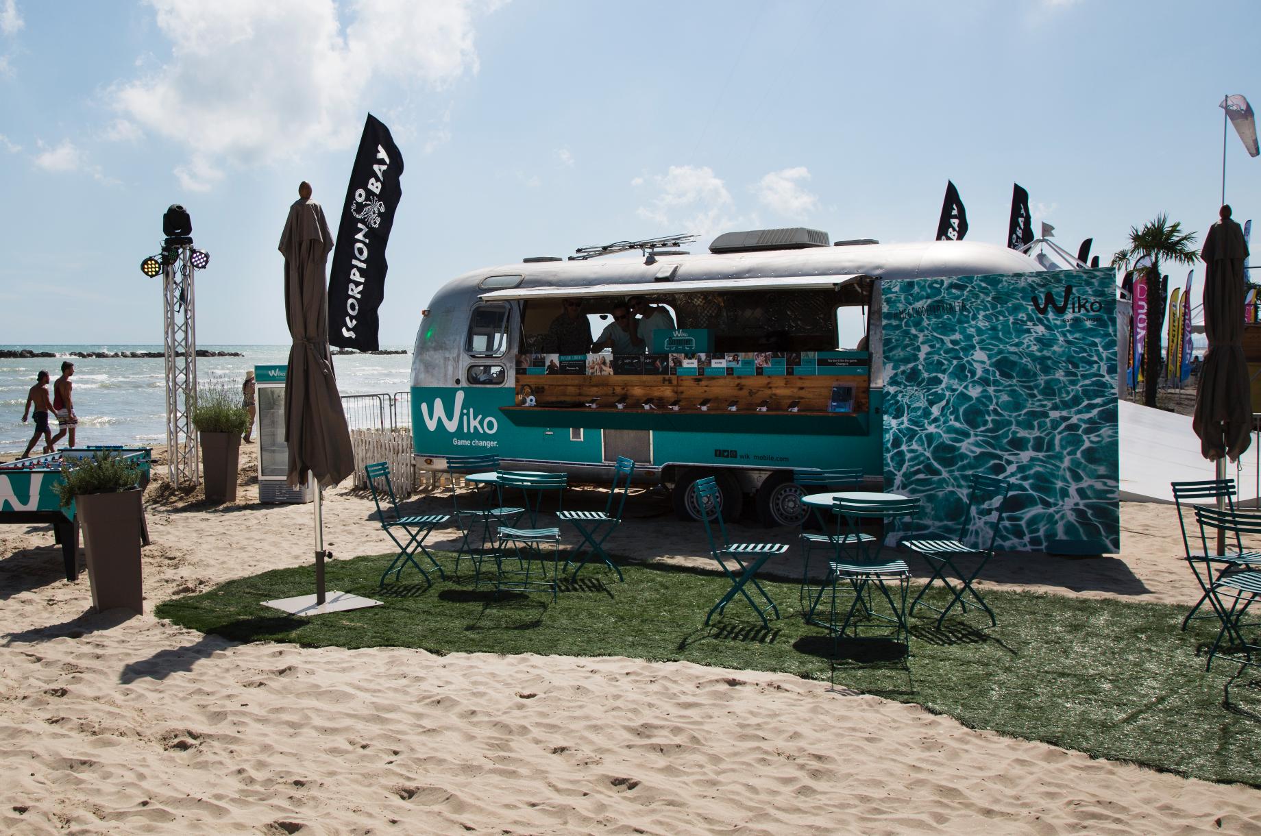 Wiko Summer Tour a Senigallia... per i Deejay XMasters