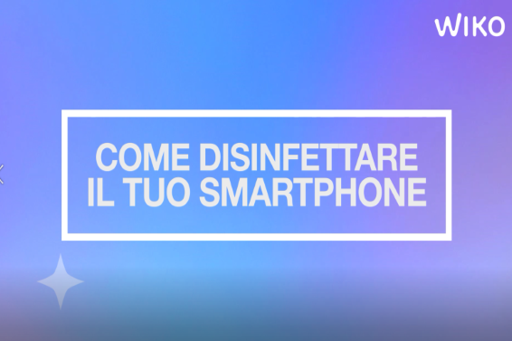 Come disinfettare il tuo smartphone?