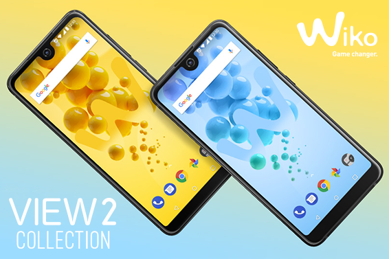 Wiko on tour: un roadshow coi fiocchi…e con la View2 Collection