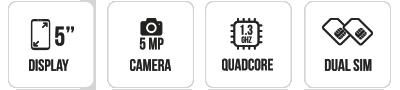SUNNY3 main specifications
