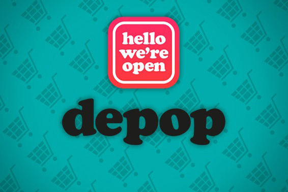 Depop: vendi i tuoi oggetti scattando una fotografia