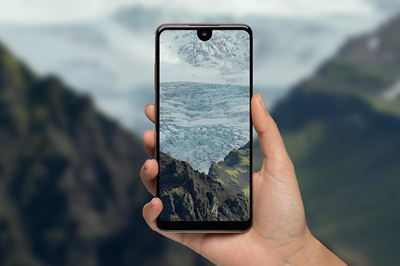 View2 Collection: uno smartphone Full Screen: 19:9 per un widescreen che vi stupirà