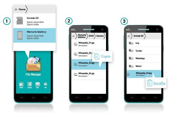 Spostare app su sd, come fare?