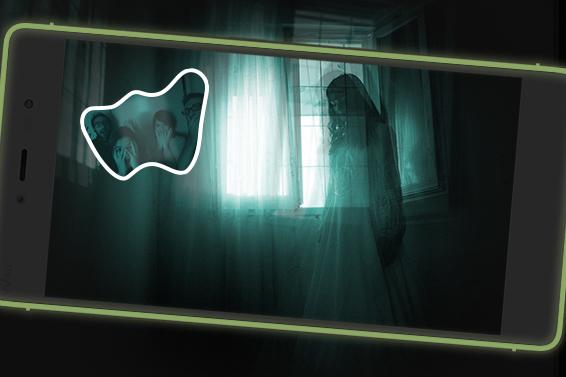 Sorpresa paranormale al cimitero. Sfiorato il dramma nello scherzo con WIKO FEVER