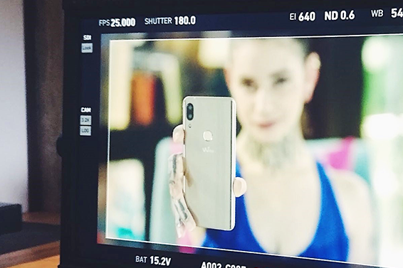 Wiko on air! In onda lo spot della View2 Collection