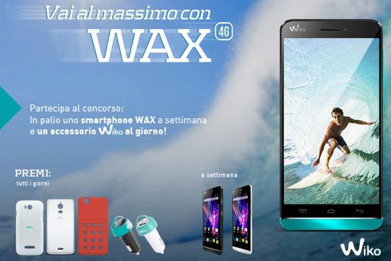 Vado al massimo con Wax