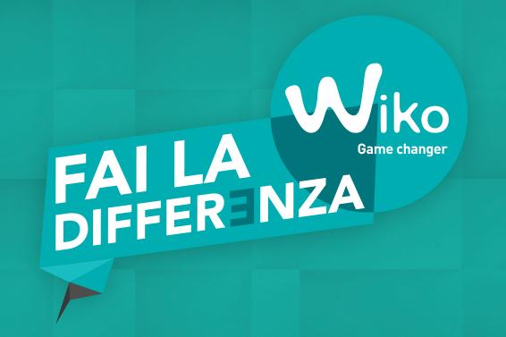 Fai la differenza con WIKO!