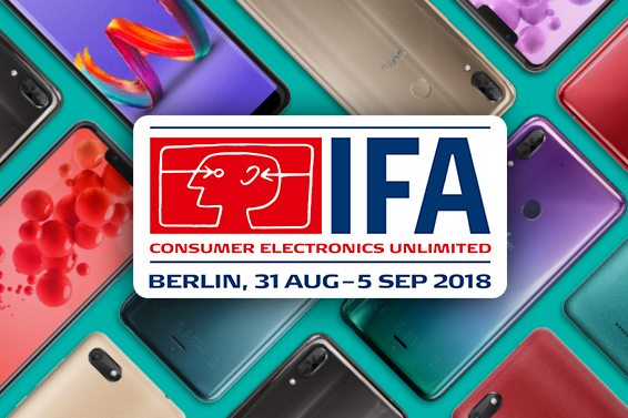 Le novità Wiko a IFA 2018: Wiko View2 Go, View2 Plus e Harry2