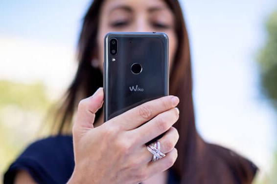 View2 Plus e View2 Go: riconoscimento facciale e pulsante di riconoscimento delle impronte digitali
