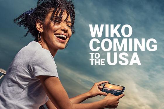 Wiko sbarca negli USA